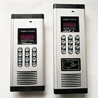 厂家直销聆听者楼宇非可视带开锁有线对讲门铃 楼房专线对讲门铃